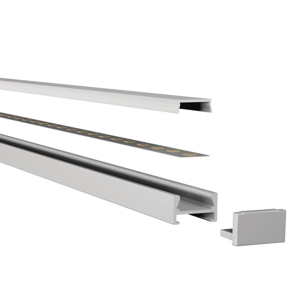 Clear Slim surface profile