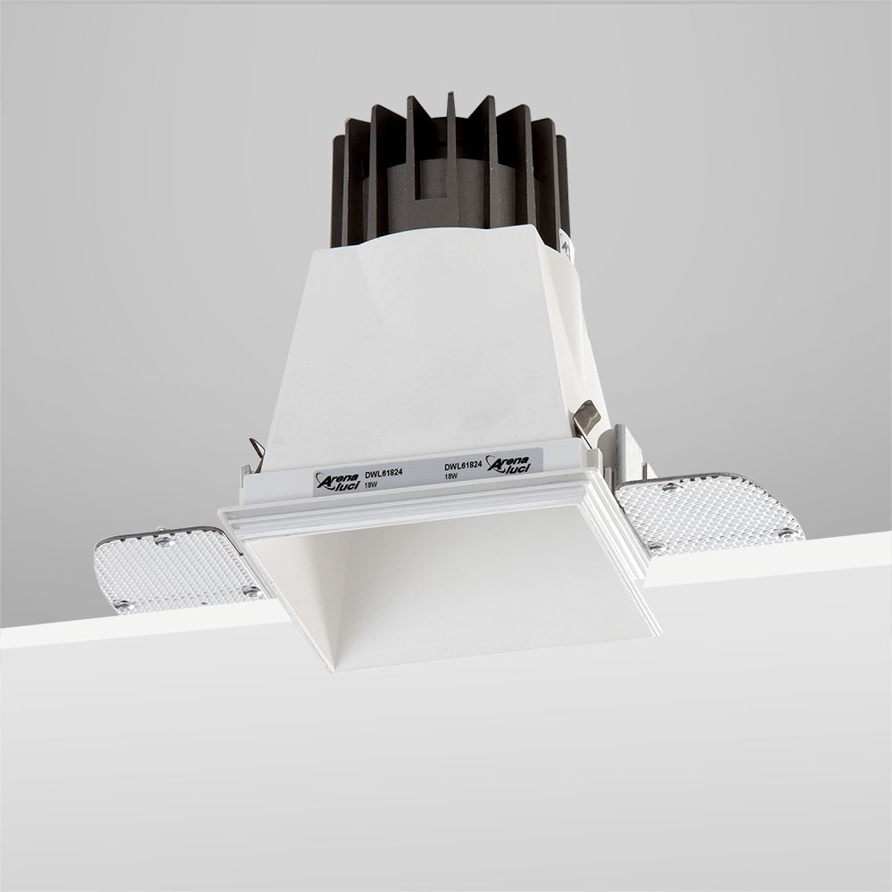 WIZARD LED 12W Trimless 15°