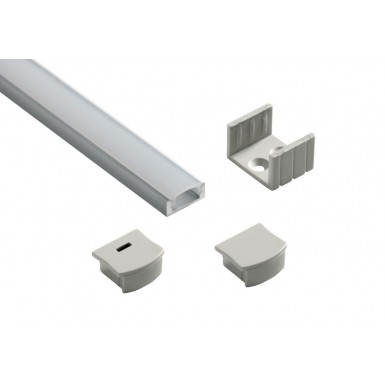 PROFILO SLIM PER STRIP LED