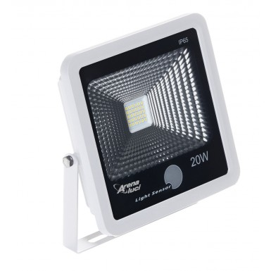 Crono LED White 20W