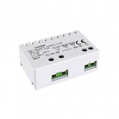 SWITCHING POWER SUPPLY INSULATION CLASS II 6W - IP20