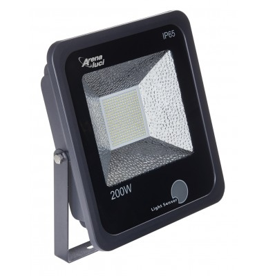 Crono LED Black 200W