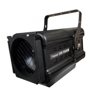 Fresnel LED 250 RGBW - Motorized zoom